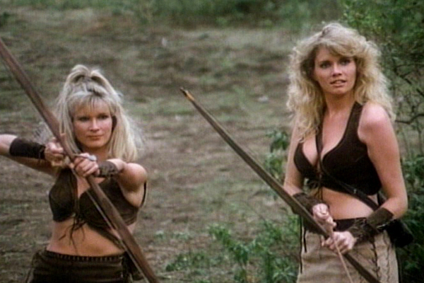 Women Wearing Revealing Warrior Outfits - Page 8 005